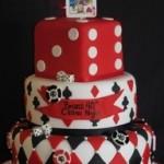 Casino cake!